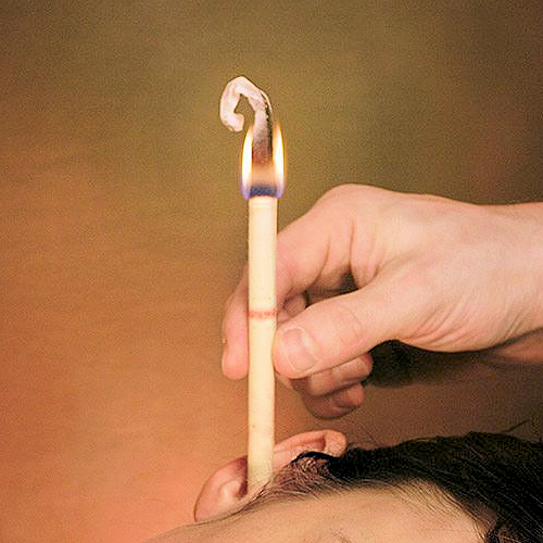 Ear Candling Therapeutic Quality