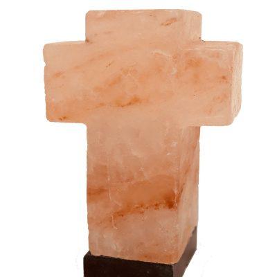 Cross Salt Lamp